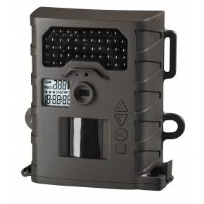 NUM'AXES TRAIL CAM (BLACK LED)