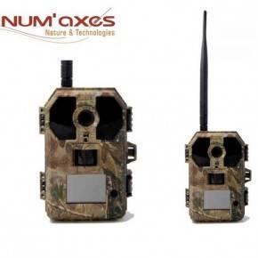 NUM'AXES TRAIL CAM CON ENVIO DE SMS/EMAIL