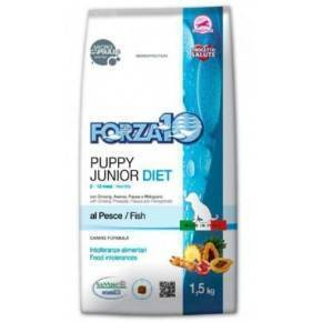 Puppy Junior Diet Pescado 1,5 KG.