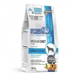 Medium Adult Diet Pescado 12 KG.