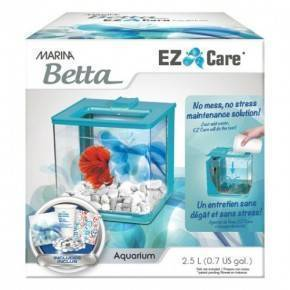 MARINA BETTA EZ CARE  KIT 2,5 LTS. AZUL
