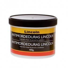 REPELENTE ANTIMORDEDURAS EN PASTA LINCOLN 400 GR