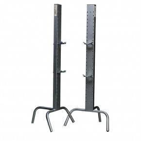 Reparo simple metálico para saltos