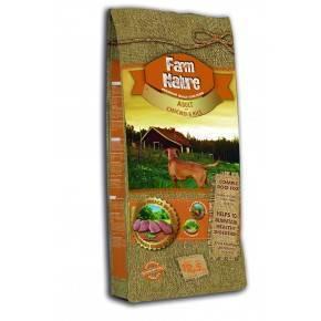 FARM  NATURE  PAVO, POLLO  Y ARROZ -12,5 KG-GAMA  PREMIUM
