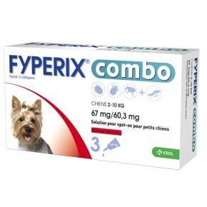 FYPERIX COMBO  2 A 10 KG.