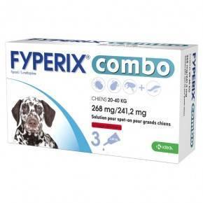 FYPERIX COMBO  20  A 40 KG.
