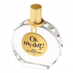 "DOG GÉNÉRATION UNISEX ""OH MY DOG!"" 100 ML."