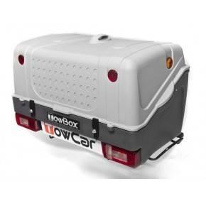 Towbox V1 Gris. Portaperros TowBox