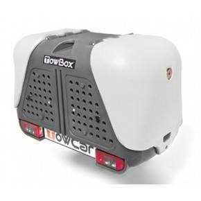 TowBox V2 Dog Gris portaperros