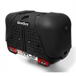 TowBox V2 Dog Negro portaperros TowBox V2 Dog