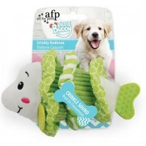 Juguetes para Cachorros  LITTLE BUDDY Pez Verde 18 cm
