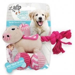 Juguete para cachorros  LITTLE BUDDY  Snick Cerdito 20 cm