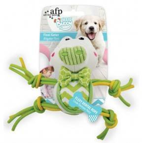 Juguetes para Cachorros  LITTLE BUDDY Cocodrilo Flexi  23 cm