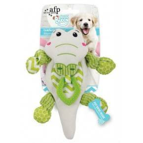 Juguete para Cachorro Dental LITTLE BUDDY Cocodrilo 40 cm
