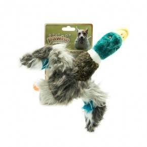 Stick Puppy Juguete  40 Cm Pawise Pato