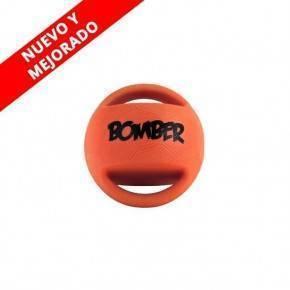 PELOTA CON ASAS BOMBER MICRO  8 CM.