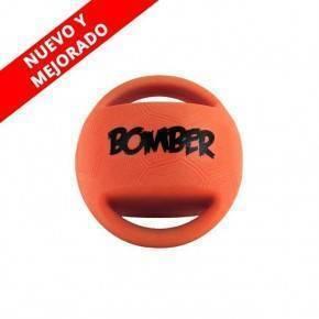 PELOTA CON ASAS BOMBER MINI 11 CM.