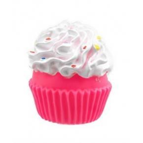 Cupcake 8 cm-PAWISE JUGUETES DE VINILO POSTRES
