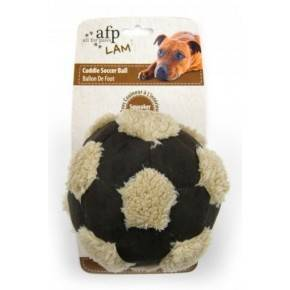 Peluches Animales LAMB DOG  Pelotas Marrón-15 cm