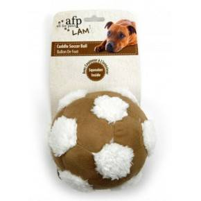 Peluches Animales LAMB DOG  Pelotas Blanco-15 cm