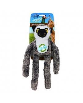 Peluche Crackling STRETCHY FLEX Lemur 35 Cm