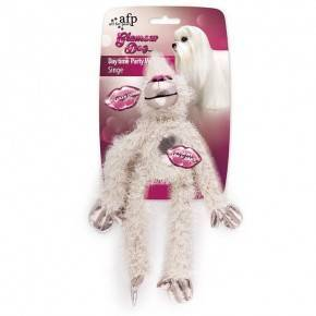 GLAMOUR DOG Peluche Mono Day Time  38 Cm