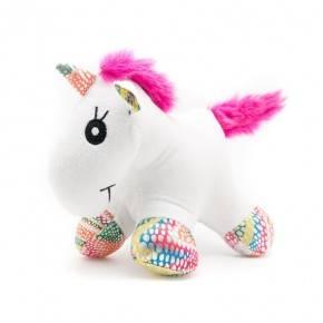 Unicornio con sonido Blanco