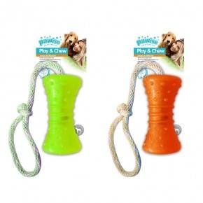 Juguete Play & Chew Pawise-Hueso 42 x 7 cm