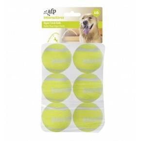 PELOTAS 6 PC. PARA FETCH'N TREAT INTEREACTIVE