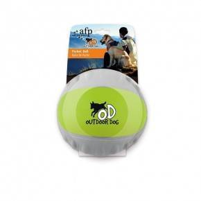Pocket Verde 6,6 Cm. Pelotas OUT DOOR DOG