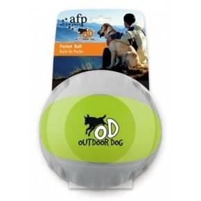 Mini Verde 10  Cm Pelotas OUT DOOR DOG