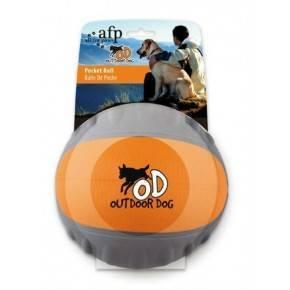 Mini Naranja 10 Cm.  Pelotas OUT DOOR DOG