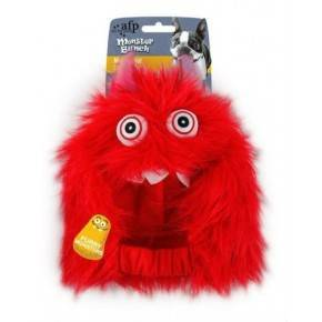 GORROS MONSTRUOSOS MONSTER BUNCH ROJO