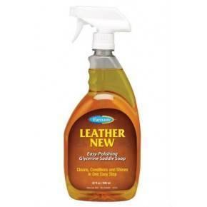 LEATHER NEW Spray Jabón Líquido de Glicerina.