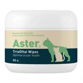 ASTER TrisOftal Wipes