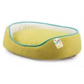 All For Paws Camas para cachorros Pups Amarilla-36x49x13,5 Cm.