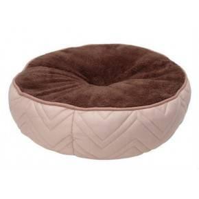 Cunas Classic Cuddle Dogit Redonda. Beige/Marron.50 Cm