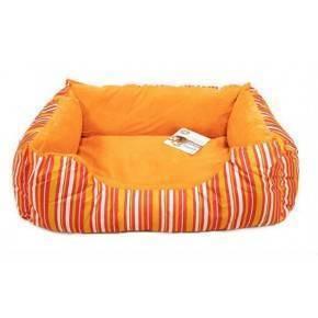 Cunas Cuddler  Strip. 15 x 38 x 50 Cm.Naranja