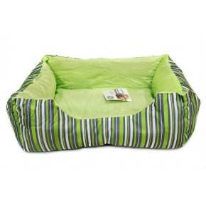 Cunas Cuddler  Strip. 15 x 38 x 50 Cm. Verde