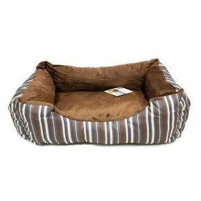 Cunas Cuddler  Strip. 15 x 38 x 50 Cm.Marron