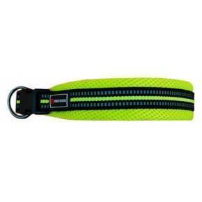 Collar Soft Sport -  Amarillo Neon.15mm x 35/50 cm