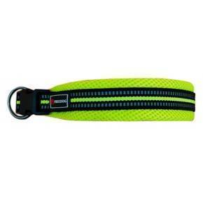 Collar Soft Sport - Amarillo Neon.25mm x 38 / 66 cm