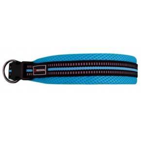Collar Soft Sport - Turquesa Neon.20mm x 35 / 60 cm