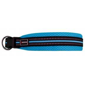 Collar Soft Sport -  Turquesa Neon-25mm x 38 / 66 cm
