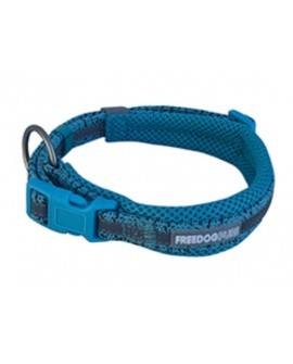 Collar Pure Azul Cielo-25mm x 38 / 66cm