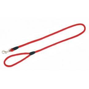 Tirador Nylon Round  rojo - 0,8x120cm