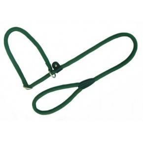 Collar - Correa Nylon Redondo Verde-10mmx 120cm