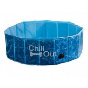 Piscina Plegable CHILL OUT   S-80x25 Cm.