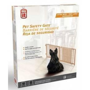 DOGIT BARRERA SEG.Cachorro Extra 122X203X45,5 Cm