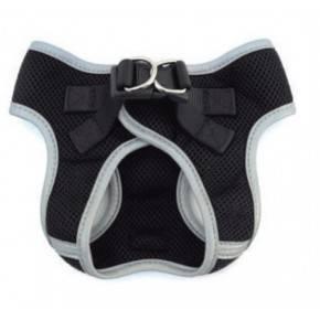 Arnés Soft negro 20-35cm (XS)